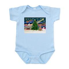 XmasMagic/Lakeland Ter Infant Bodysuit
