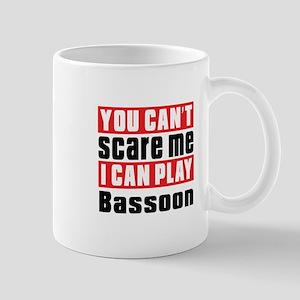 I Can Play Bassoon Mug