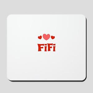 Fifi Mousepad