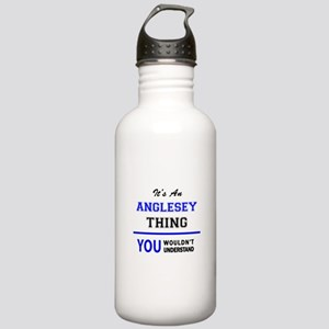 It's an ANGLESEY thing Stainless Water Bottle 1.0L