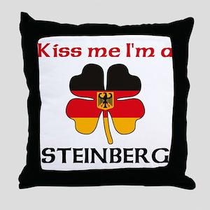 Steinberg Family Throw Pillow