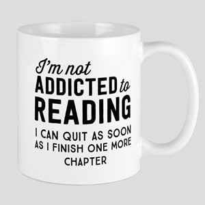 Im Not Addicted To Reading Can Quit One More Chapt