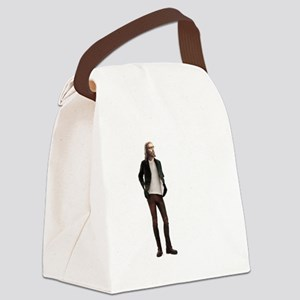 Hipster Jesus Fashion Canvas Lunch Bag