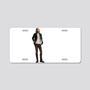 Hipster Jesus Fashion Aluminum License Plate