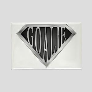 SuperGoalie(metal) Rectangle Magnet