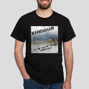 Kandahar is Off the Hook Ash Grey T-Shirt