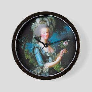 Vigée-Lebrun - Marie-Antoinette Wall Clock