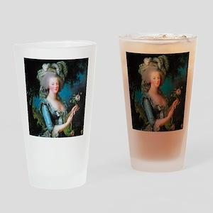 Vigée-Lebrun - Marie-Antoinett Drinking Glass