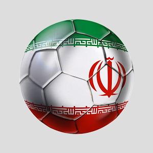 Iran Soccer Ball Button