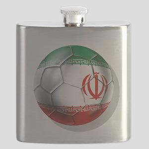 Iran Soccer Ball Flask