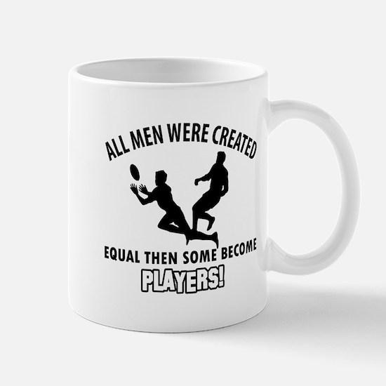 Rugby Players Designs Mug