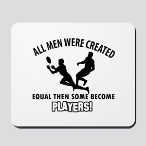 Rugby Players Designs Mousepad