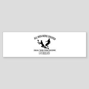 Rugby Players Designs Sticker (Bumper)
