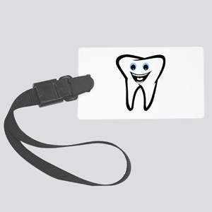 Tooth Large Luggage Tag
