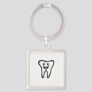 Tooth Keychains