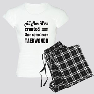 Some Learn Taekwondo Women's Light Pajamas