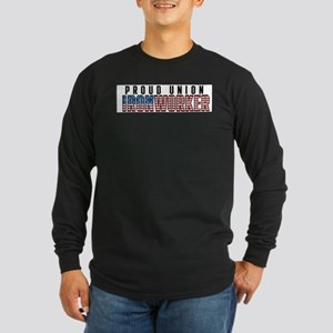 Union Ironworker Long Sleeve T-Shirt