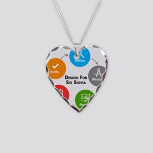Design for Six Sigma (DFSS) Necklace Heart Charm