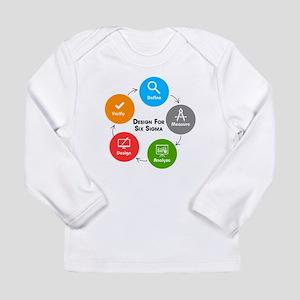 Design for Six Sigma (DFSS) Long Sleeve T-Shirt