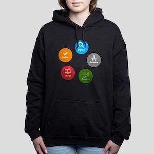 Design for Six Sigma (DFSS) Women's Hooded Sweatsh