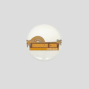 Ambergis Caye, Belize Mini Button