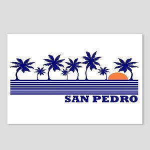 San Pedro, Belize Postcards (Package of 8)