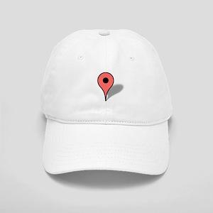 Google Map marker Cap