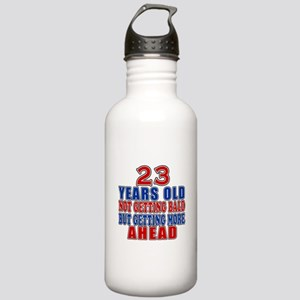 23 Getting More Ahead Stainless Water Bottle 1.0L