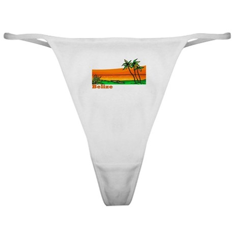 Belize Classic Thong