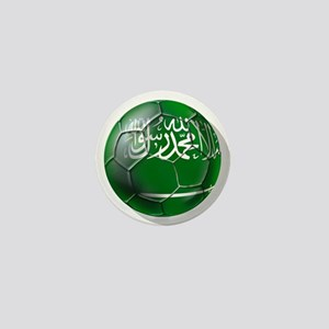 Saudi Arabia Football Mini Button