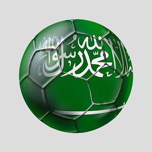 Saudi Arabia Football Button