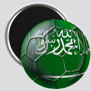 Saudi Arabia Football Magnet