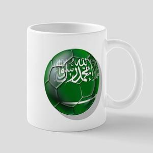 Saudi Arabia Football Mug