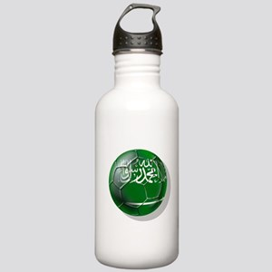 Saudi Arabia Football Stainless Water Bottle 1.0L