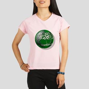 Saudi Arabia Football Performance Dry T-Shirt