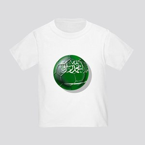 Saudi Arabia Football Toddler T-Shirt