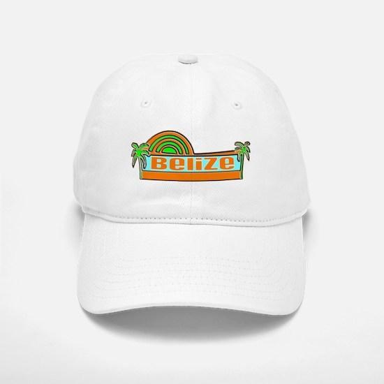 Belize Baseball Baseball Cap