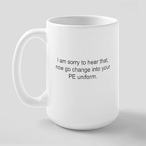 Sorry Mugs