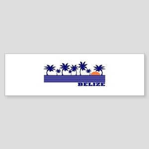 Belize Bumper Sticker