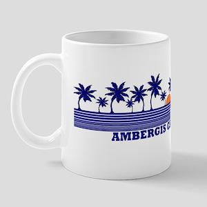 Ambergis Caye, Belize Mug
