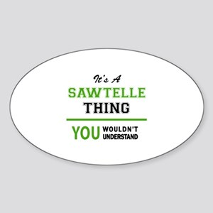 It's SAWTELLE thing, you wouldn't understa Sticker