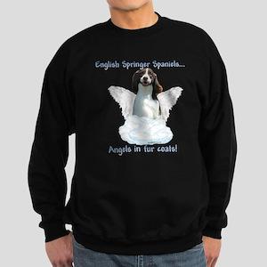 Springer Spaniel Angel Sweatshirt