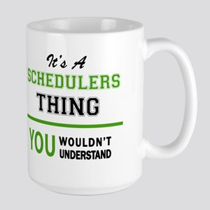 It's SCHEDULERS thing, you wouldn't understan Mugs