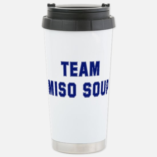 Team MISO SOUP Mugs