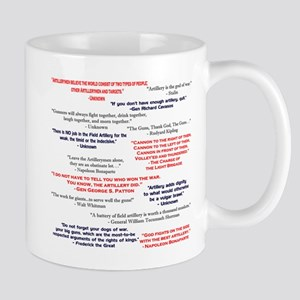 ArtyQuotes1Front Mugs
