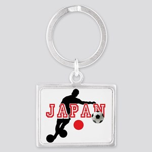 Japan Soccer Player Keychains