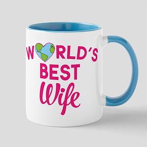 World's Best Wife 11 oz Ceramic Mug