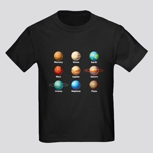 Planets Of The Solar System T-Shirt