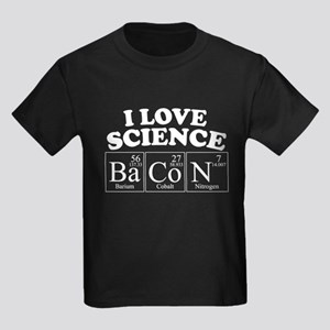 I Love Science Bacon T-Shirt