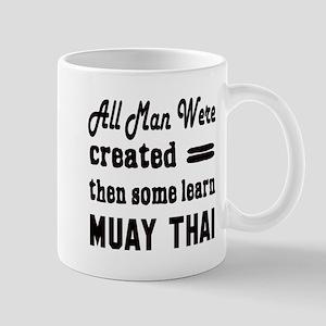 Some Learn Muay Thai Mug